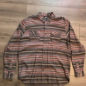 Vans Shirts - Vans Casual Buttondown